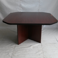 Mahogany boardroom table