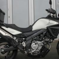 Suzuki DL 650 ABS Finance available
