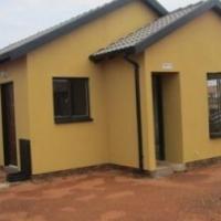 New houses in soshanguve