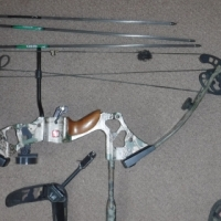 70 LB hunting and sport shooting bow