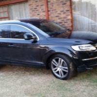 Audi Q7 4.2tdi Sline