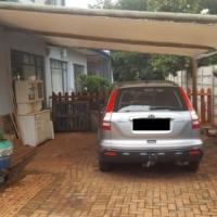 Safe garden flat for single professional
