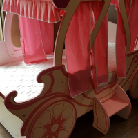 Girls Princess bed for sale