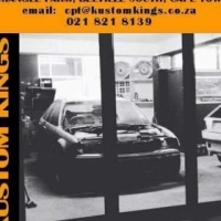 Car alarms, central locking and so much more at Kustom Kings!