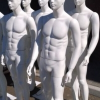 Mannequins for RENTAL