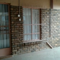 Garden flat for single person to rent