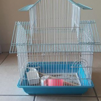 birdcage practically brand new