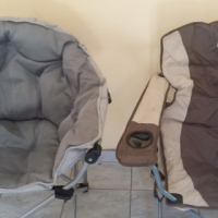 2 camping chairs worth 2600