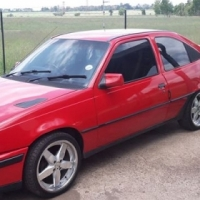 1989 Opel 2.0 8 valve big boss