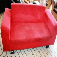 3 Seater Couch S021958A #Rosettenvillepawnshop