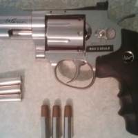 Dan Wesson gas Revolver to swop