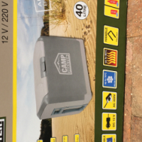 Camp Master 40L Thermo Electric Cooler