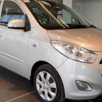 2015 Hyundai i10 1.1 GLS 25000km