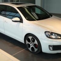 2012 Volkswagen Golf GTI 2.0 manual 80000km