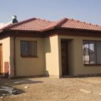 New houses in soshanguve next to a new mall and two new private school