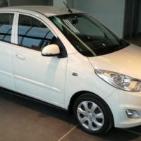 2015 Hyundai i10 1.1 Motion 24000km