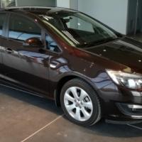 2014 Opel Astra 1.6 Essentia 5Dr 42000km