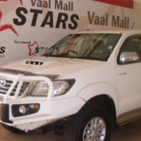 2014 Used Toyota Hilux (Facelift II) 3.0 D-4D Raider R/B Double Cab