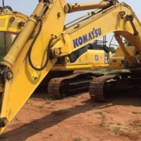 Excavators Komatsu PC300-7