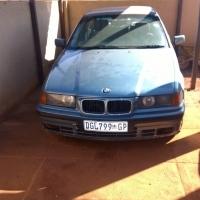 BMW 3 SERIES 1995 MODEL
