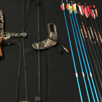 Mathews Switchback XT Compound Bow with Accessories
