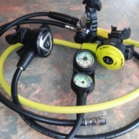 Tusa Dive Regulator