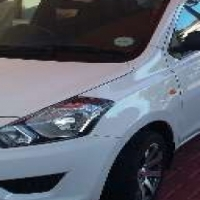 2015 Datsun Go Lux Lady owner from new with R25 000 extras