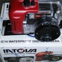Underwater Housing for Intova IC14 Camera