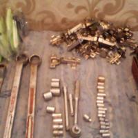 Tools ect