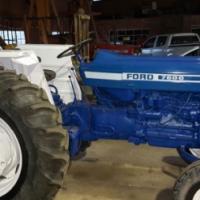 Ford 7600 Trekker