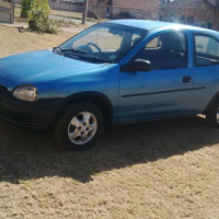 opel corsa for sale or to swap for a caravan