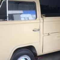 1970 Single Cab Lowlight Baywindow Kombi