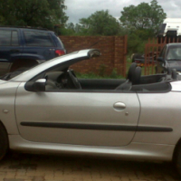 PEUGOET 206 cc FOR SALE