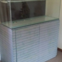 4ft Fish Tank on Stand For Sale.
