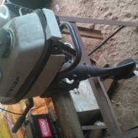 Used, 5hp yamaha air cooled motor for sale  South Africa