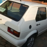 Golf 1 1.6i white clean No accidents