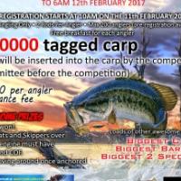 Overnight Carp fishing Competition in Benoni