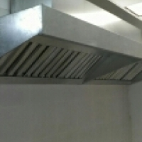 Extraction systems for kitchens