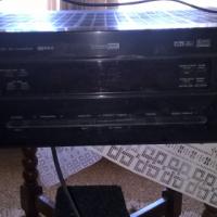 YAMAHA RX V440 AMP WITH SANSUI 200W SPEAKERS