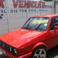 Volkswagen Citi Golf Cti   1.8 i  K Jet tronic 1991