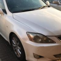 2011 Lexus IS 250 EX