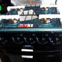 Omega Dako 4 Plate gas stove
