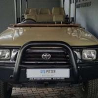 Toyota Hilux 2400 4X4 D/C GEN