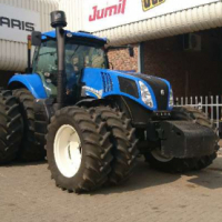 New Holland 8390T