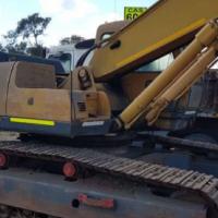 Excavators Hyundai LC290