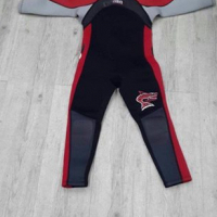 Brand New Banana Bite Kids Wetsuit Size 1 For Sale