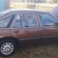 Opel ascona to swop