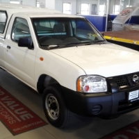 2015 Nissan NP300 2.0 LWB with Canopy, White, 85 000m, R139 900