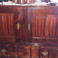 Ball & claw sideboard for sale