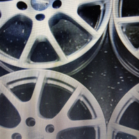 Original Dodge Journey 19'' Rims with tyres for sale
